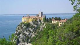 Castello vecchio Duino ruderi - >Duino Aurisina