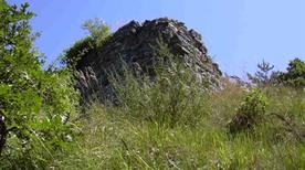Rocca Malatestiana ruderi - >Santa Sofia