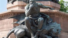 Monumento a Dante - >Trento