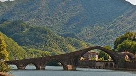 Ponte del Diavolo  - >Borgo a Mozzano