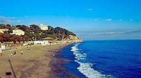 Spiaggia della Torre - >Celle Ligure