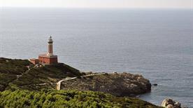 Faro di Punta Carena - >Capri
