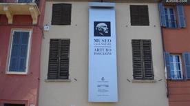 Casa e Museo di Arturo Toscanini - >Parma