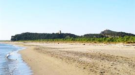 Spiaggia di Collelungo - >Grosseto