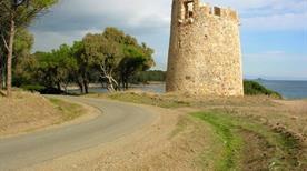 Torre di Cala d'Ostia - >Pula