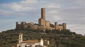 Castello di Montecchio Vesponi - >Castiglion Fiorentino