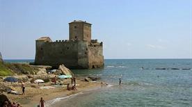 Spiaggia di Torre Astura - >Latina