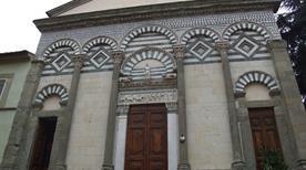 Pieve di Sant' Andrea  - >Pistoia