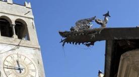Torre delle Ore (o torre civica) - >Bormio
