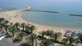Spiaggia di Martinsicuro - >Villa Rosa di Martinsicuro