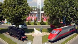 Museo Ferroviario - >Cuneo