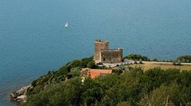 Torre di Talamonaccio - >Orbetello