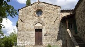 Chiesa di San Giorgio alla piazza - >Castellina in Chianti
