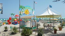 Bagno 6 Federico Beach - >Bellaria-Igea Marina