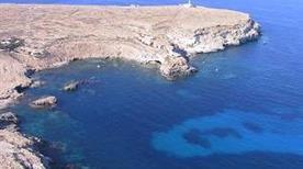 Capo Grecale - >Lampedusa