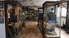 Museo della Prima Guerra Mondiale - >Arabba