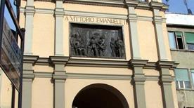 Arco della Torre dell'Orologio - >Moncalieri