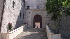 Santuario Sant'ubaldo - >Gubbio