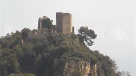 Castello d'Appio ruderi - >Ventimiglia