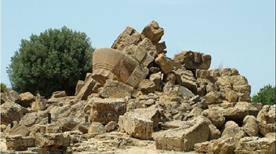 Tempio di Zeus Olimpio - >Agrigento