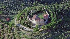 Castle of Monte Gualandro - >Tuoro sul Trasimeno