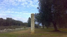 Menhir di Ussano - >Cavallino