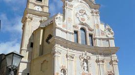 Parrocchiale S. Giovanni Battista - >Cervo