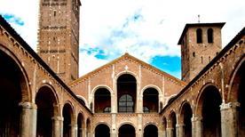 Basilica di Sant'Ambrogio - >Milano