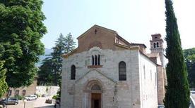 Badia di San Lorenzo - >Trento