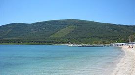Spiaggia Pineta mugoni - >Alghero