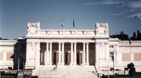 Palazzo delle Belle Arti - >Rome