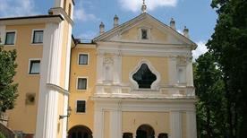 Santuario di Nostra Signora delle Tre Fontane - >Montoggio