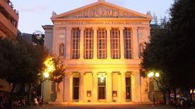 Teatro Gabriello Chiabrera - >Savona