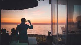 Calypso Lounge Beach Bar Restaurant - >Badesi