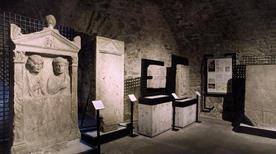 Lapidario Tergestino - >Trieste