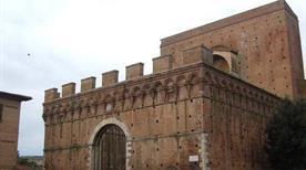 Fortino di Porta Pispini - >Siena
