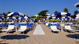 Chalet Conchiglia Beach  - >Tortoreto Lido