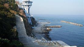Spiaggia del Passetto Scalinata - >Ancona
