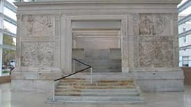 Ara Pacis - >Rome