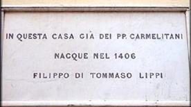 Casa di Filippo Lippi - >Firenze