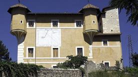Castello Dragonetti de Torres - >Pizzoli