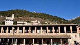 Loggia dei Tiratori XVII  - >Gubbio