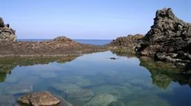 Spiaggia Lago dello Specchio di Venere - >Pantelleria