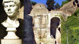 Tombe di Virgilio e Leopardi - >Napoli
