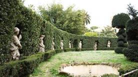 Villa Sciarra - >Rome