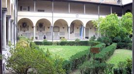 Chiostro di San Lorenzo - >Firenze