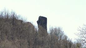 Castello di Montoggio - rovine - >Montoggio