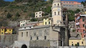 Chiesa di Santa Margherita - >Vernazza