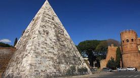 Piramide Cestia - >Rome