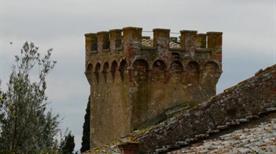 Rocca di Monticchiello  - >Pienza